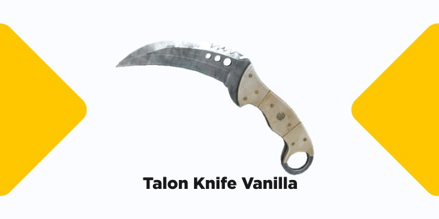talon knife vanilla - Коготь Vanilla